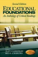 Educational Foundations PDF