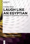 Laugh Like an Egyptian