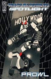 Transformers: Spotlight - Prowl
