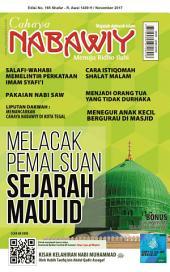 Cahaya Nabawiy Edisi 165 - Melacak Pemalsuan Sejarah Maulid: Menegur Anak Kecil Bergurau Di Masjid