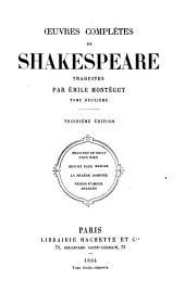 Œuvres complètes de Shakespeare: Volume2