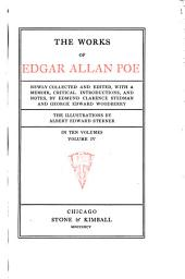 The Works of Edgar Allan Poe: Tales of the grotesque and arabesque. IV: Extravaganza and caprice