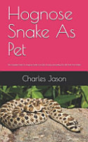Hognose Snake As Pet PDF