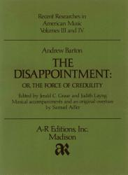 The Disappointment Or the Force of Credulity  1767  PDF
