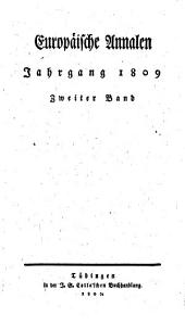 Europäische Annalen: 1809, 2