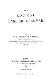 The Logical English Grammar