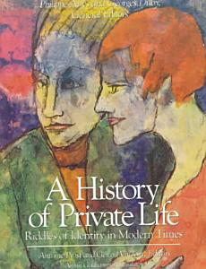 A History of Private Life Book