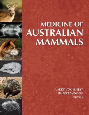 Medicine of Australian Mammals PDF