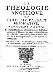 La théologie angélique ou l'idée du parfait prédicateur