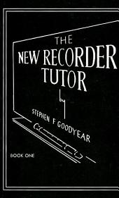 The New Recorder Tutor, Book I: Book 4