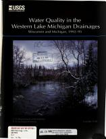 Water Quality of the Albemarle Pamlico Drainage Basin  North Carolina  and Virginia  1992 95 PDF