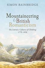 Mountaineering and British Romanticism