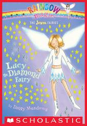 Jewel Fairies #7: Lucy the Diamond Fairy