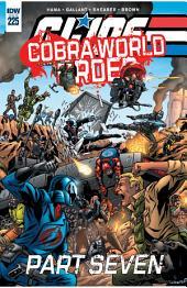 G.I. Joe: A Real American Hero #225