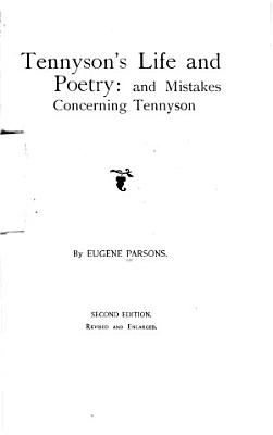 Tennyson s Life and Poetry PDF