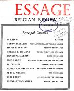 Message, Belgian Review