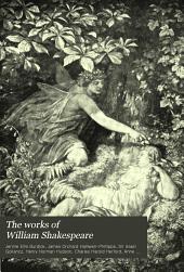 The Works of William Shakespeare: Volume 3