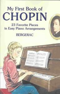 My First Book of Chopin Book
