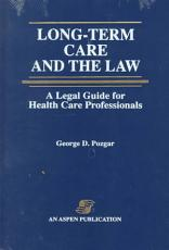 Long term Care and the Law PDF