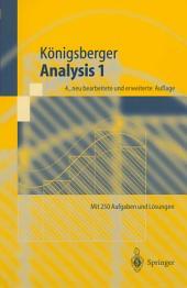 Analysis 1: Ausgabe 4