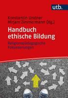 Handbuch ethische Bildung PDF