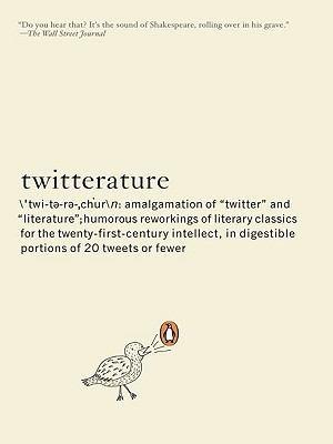 Download Twitterature Book