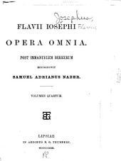 Opera omnia: Post immanuelem Bekkerum, recognivit Samuel Adrianus Naber, Volume 4