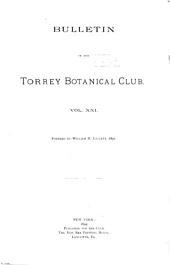 Bulletin of the Torrey Botanical Club