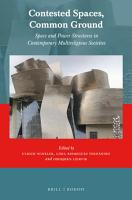Contested Spaces  Common Ground PDF