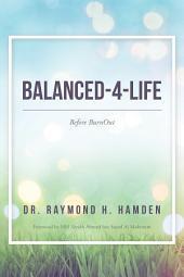 Balanced-4-Life: Before Burnout