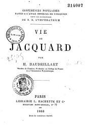 Vie de Jacquard