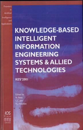Knowledge based Intelligent Information Engineering Systems   Allied Technologies PDF