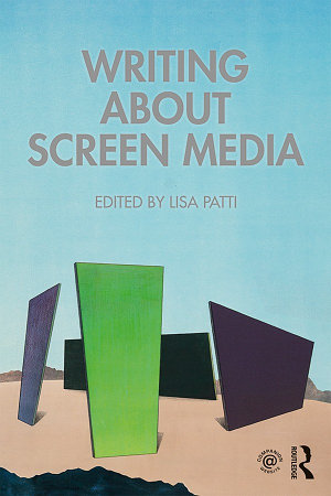 Writing About Screen Media