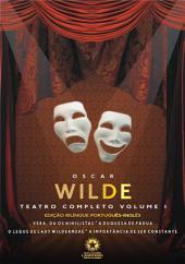 Teatro Completo Vol. I (Edição Bilíngue): Edição bilíngue português - inglês