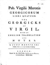 Georgicks of Virgil