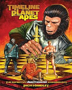 Timeline of the Planet of the Apes Book