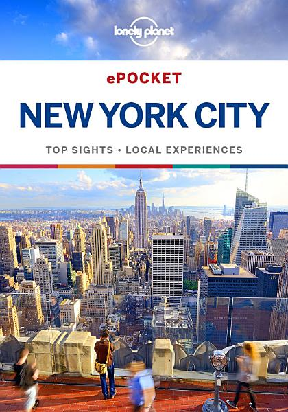 Lonely Planet Pocket New York City