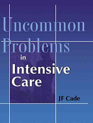 Uncommon Problems in Intensive Care PDF
