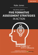 Wiliam and Leahy's Five Formative Assessment Strategies in Action