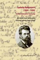 Ludwig Boltzmann  1844 1906  PDF