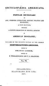 Encyclopædia Americana: Volume 6