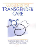 Guidelines For Transgender Care Book PDF