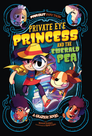 Private Eye Princess and the Emerald Pea