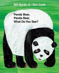 Panda Bear Panda Bear What Do You See  Book PDF