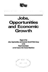 Jobs  Opportunities and Economic Growth PDF