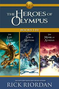 Heroes of Olympus  Books I III PDF