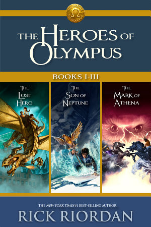 Heroes of Olympus  Books I III