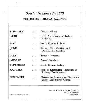 The Indian Railway Gazette PDF