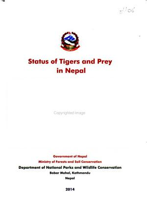 Status of Tigers and Prey in Nepal