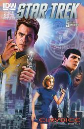 Star Trek #43: Five-Year Mission